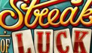 Игровой автомат Streak Of Luck